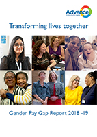 Advance Gender Pay Gap Report 2018-19