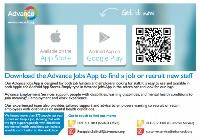 Advance Employment App Information