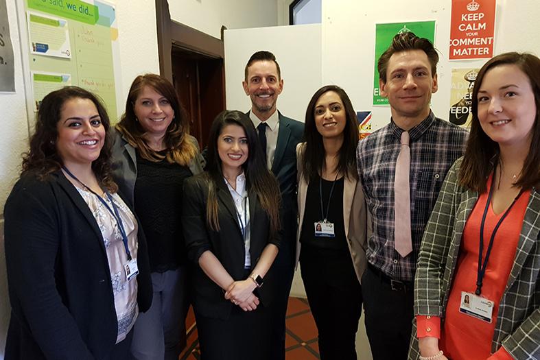 Advance Employment Team in Wolverhampton