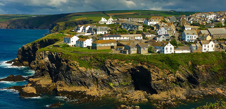 Advance in Cornwall