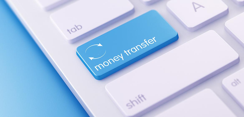 Advance Housing - transferring money