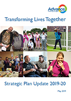 Advance Strategic Plan 2019-20 Update