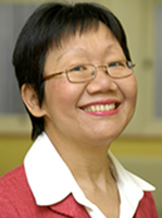 Marie Mi Low Ching, Chair of the Advance Housing and Support Board