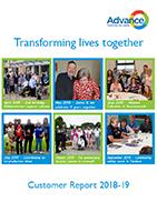 Advance Customer Report 2019