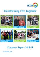 Easyread Advance Customer Report 2019