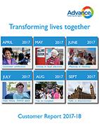Advance Customer Reports 2018