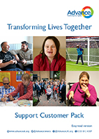 Support Customer Pack Easy Read
