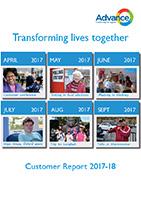 Advance Customer Report 2018