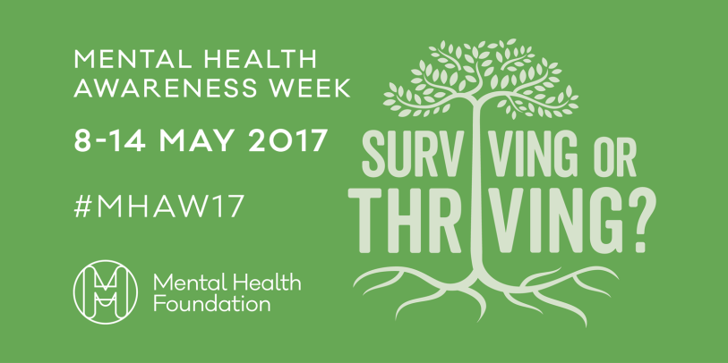 mental Health Week 2017
