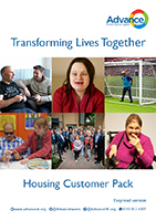 Housing Customer Pack Easy read