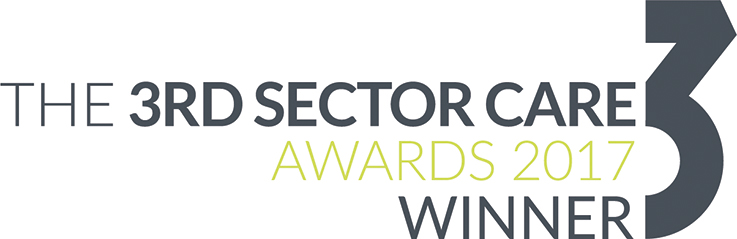 Third Sector Award Winners