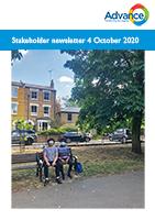 Advance Newsletter October 2020