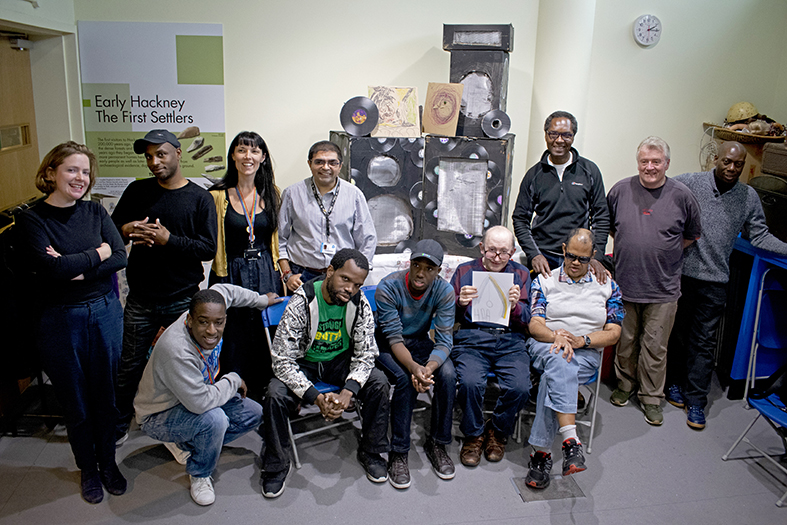 Black History Month at Hackney Museum