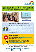 Join the Advance Collective online