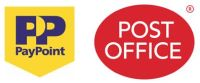 Paypoint and Post Office logos