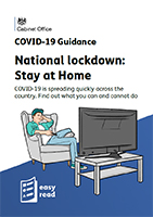 National Lockdown: Stay at Home