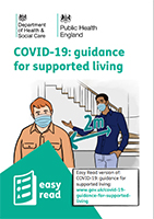 Supported Living Guide - Easy Read