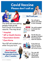The Vaccine - Please don't call the NHS