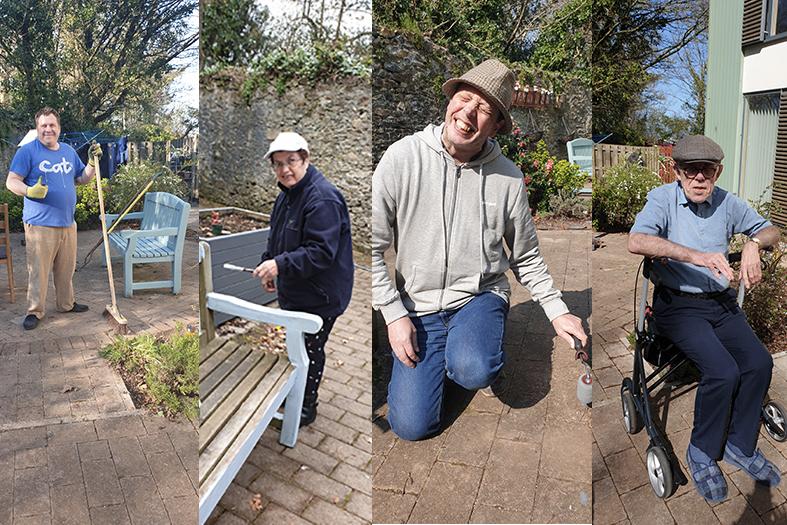 Cornwall gardening