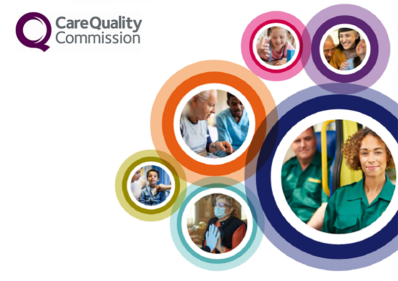 CQC Easyread State of Care report