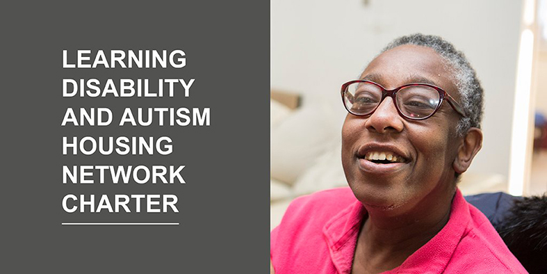 Learning Disability and Autism Housing Network launch Charter