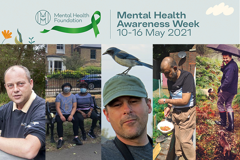 Advance Housing and Support Mental Health Awareness Week 2021