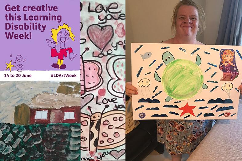 Learning Disability Art Week 2021